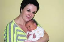 Mamince Iloně Holičové ze Žatce se 22. prosince 2013 v 9.48 hodin narodil synek Vincent Rolc. Vážil 3315 gramů a měřil rovných 50 centimetrů.
