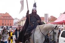 Žatec oslavil svátek českého patrona pestrým programem.