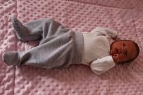 Eliška Cíglová se narodila mamince Radce Široké ze Žatce 14. září ve 4.01 hodin. Měřila 48 cm a vážila 2,55 kg.