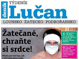 Týdeník Lučan ze 17. července 2018