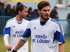 Michal Lesniak vstřellil v Kadani už svou 18. branku v sezoně.