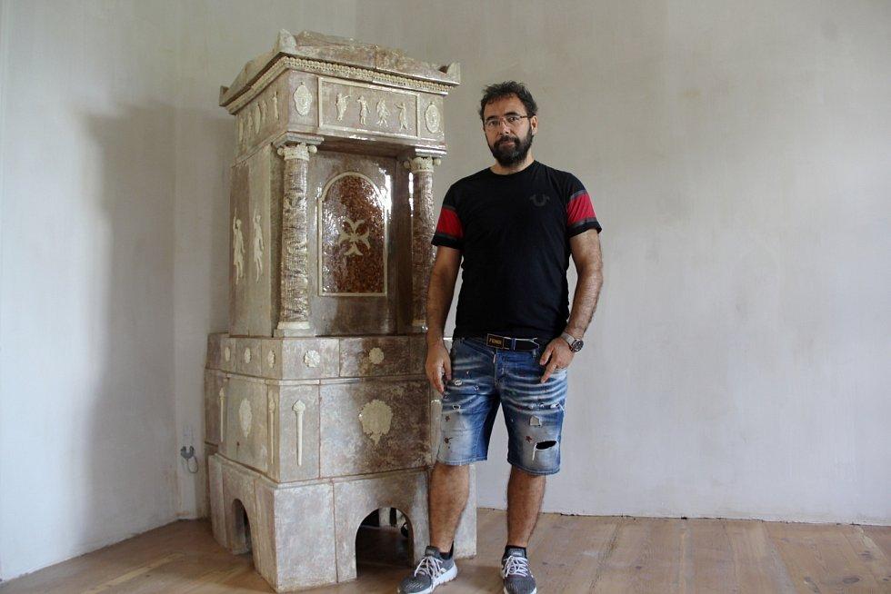 Zámek v Peruci spravuje Pavel Ondráček