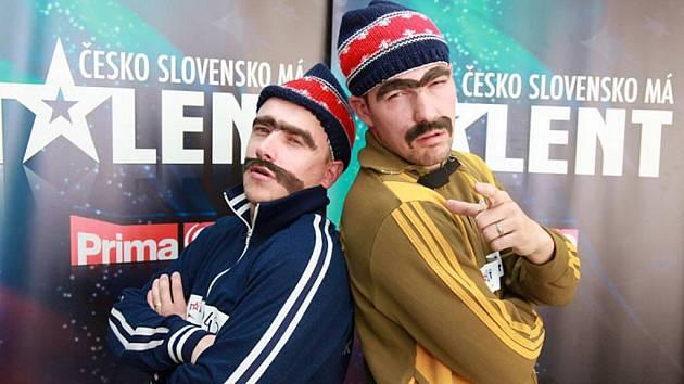 Duo Brejkdens Bradrs - Josef Petráň a Lukáš Šimandl
