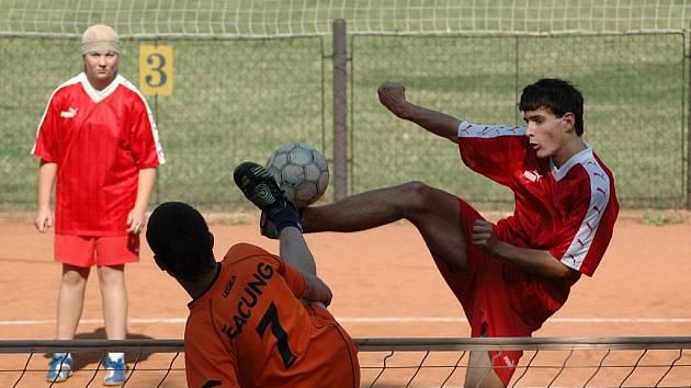 Vojtěch Sýs pomohl Žatci také k zisku stříbra z nedávného mistrovství republiky družstev, které se hrálo na stadionu Mládí, tentokrát uspěl v jednotlivcích.