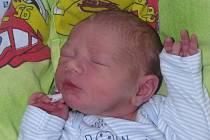 Jakub Mündl se narodil matce Lucii Mündlové z Loun dne 2.8. v 10.01h, váha 3290 a 52m