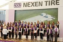 Slavnostní zahájení stavby továrny společnosti Nexen v zóně Triangle proběhlo v říjnu 2015. Opravdu stavět se ale ještě nezačalo