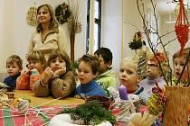 Vánoční dílna v Postoloprtech