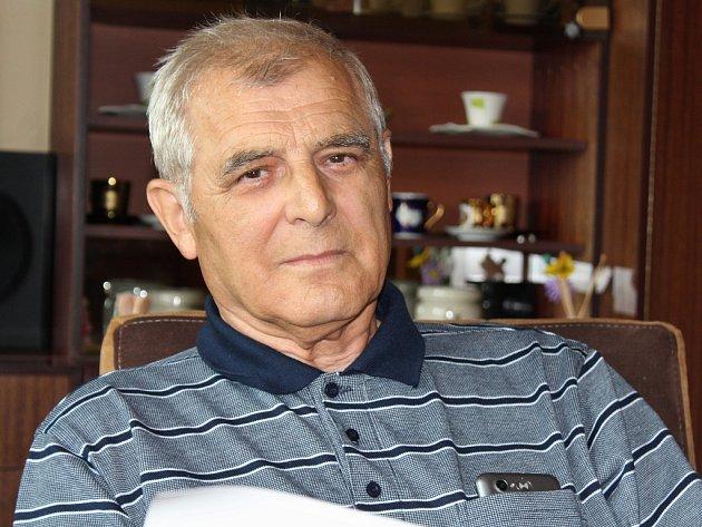 Josef Čerňanský vedl Podbořany v letech 1990 až 2006.