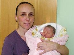 Mamince Janě Svobodové z Lubence se 5. února 2015 ve 2.28 hodin narodila dcera Vanessa Šestáková. Vážila 2340 g, měřila 44 cm.