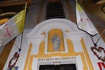 V kostele sv. Martina a Navštívení Panny Marie v Liběšicích na Žatecku proběhne koncert.