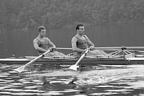 Václav Kozák a Pavel Schmidt na snímku z archivu ČTK