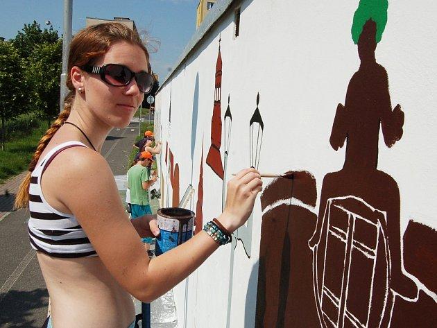 Lenka Štěpánková, autorka grafického návrhu