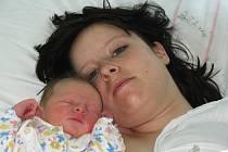 Mamince Janě Průchové z Loun se 23. dubna ve 14 hodin narodil syn David Seifert. Měřil 52 centimetrů a vážil 3,66 kilogramu.