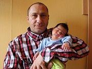 Pavel Ševčík se narodil 20. listopadu 2018 ve 22.22 hodin rodičům Andree Kančiové a Pavlu Ševčíkovi ze Žatce. Vážil 3380 g a měřil 49 cm.
