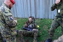U žatecké 4. brigády rychlého nasazení proběhlo velmi náročné výběrové řízení k průzkumným jednotkám.