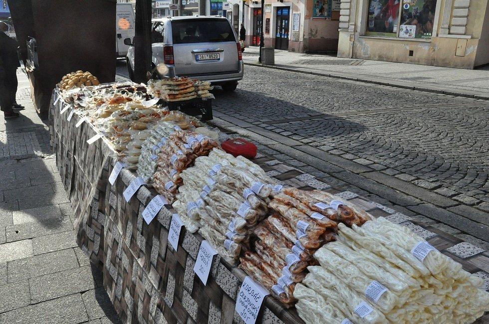 Farmářské trhy v Lounech