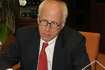 Velvyslanec Německa v ČR Johannes Haindl