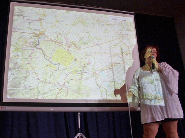 Lokalita s názvem Čertovka u Blatna a Lubence patří mezi sedm míst v ČR, které si stát vytipoval jako vhodné pro možné budoucí umístění podzemního hlubinného úložiště odpadu z jaderných elektráren.