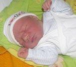 Václav Průša se narodil 27. listopadu 2017 v 13.53 hodin mamince Lence Průšové ze Žatce. Vážil 3450 g a měřil 52 cm.