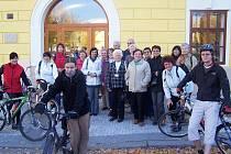 Cykloturistická akce Po stopách patrona Jeronýma