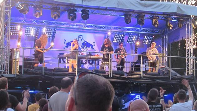 Festival Rock for Churchill 2019 ve Vroutku.