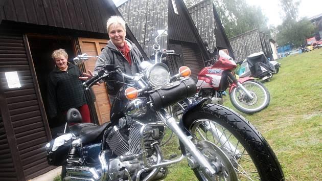 Motosraz v roce 2010 v Žerotíně