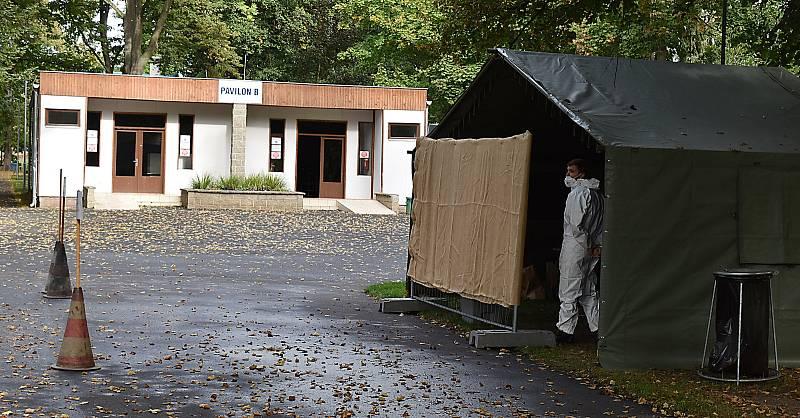 Voliči z okresu Louny v karanténě nebo izolaci mohou volit na lounském výstavišti.