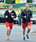 Běh Žatecké jedenáctky 2015