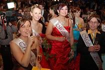 Maturitní ples Střední zemědělské a ekologické školy v Žatci