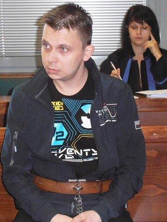 Tomáš Hlaváček uústeckého krajského soudu