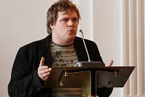 Pavel Janda na archivním snímku