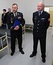 Petr Dohnal, generální ředitel Vězeňské služby ČR (vlevo), a Miroslav Špalek, ředitel Věznice Nové Sedlo