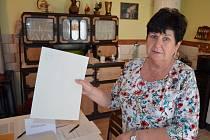 Ne úplně obyčejnou volební místnost mají ve Rvenicích na Postoloprtsku. Volí se tam v letní kuchyni v domku rodiny Klimendových.