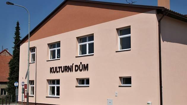 Kulturní dům v Dobroměřicích