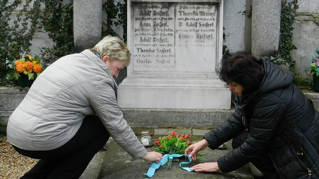 Regionální muzeum K. A. Polánka uctilo památku žateckého historika a lékaře A. Seiferta.