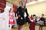 Veselý karneval pro děti v Očihově.