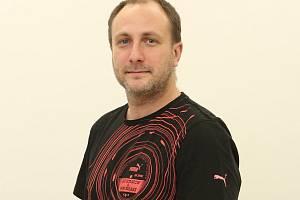 Redaktor Hynek Dlouhý
