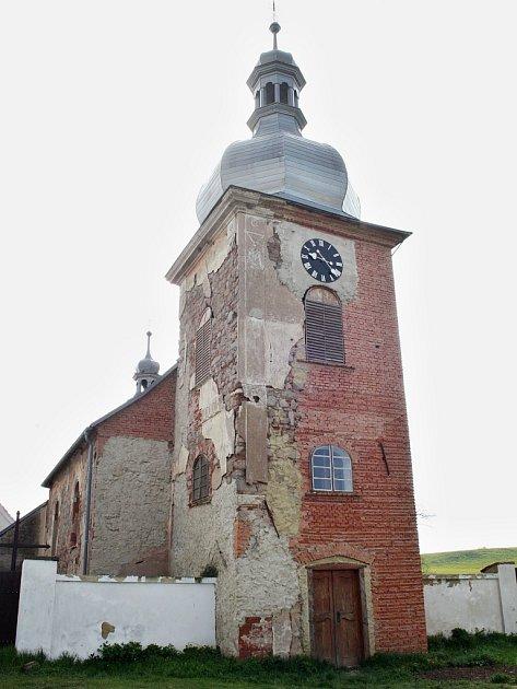 Kostel Sv. Martina ve Vidhosticích