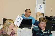 Jednání zastupitelů v Postoloprtech. Ilustrační foto