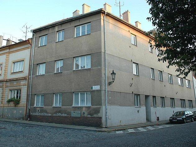 Dům č.p. 329 v žatecké ulici Volyňských Čechů
