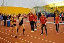Počeradští atleti na závodech v Praze
