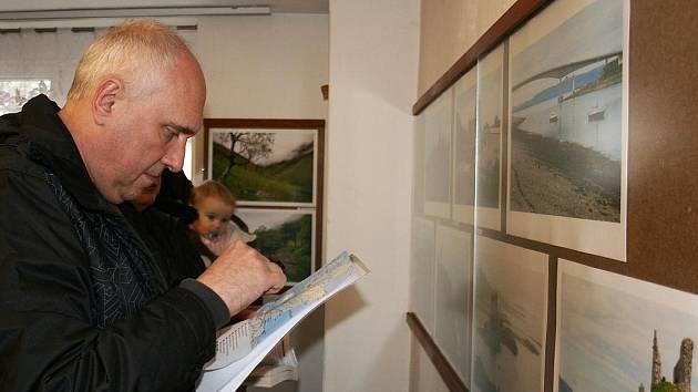 Výstava v Galerii U Plazíka