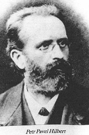 Petr P. Hilbert