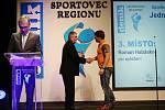 Slavnostní vyhlášení Sportovce regionu za rok 2019 v lounském divadle