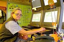 Drahomíra Poláčková patří k lidem, kteří stráví nadcházející vánoční svátky v práci. Pracuje pro ČEZ v Trmicích na Ústecku.