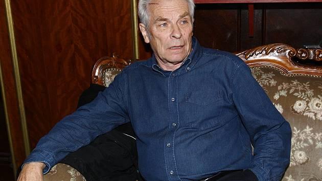 Alois Švehlík na archivním snímku
