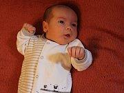Theo Knedlhans se narodil mamince Tereze Knedlhans 16. ledna ve 13.35 hodin. Vážil 3,95 kg.