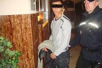 Třiadvacetiletý muž z Loun kradl z recepce klíče od hotelových pokojů a pak v nich přespával.