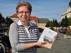 Blanka Tomášková na archivním snímku