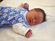 Izabella Gajdošová se narodila mamince Denise Gajdošové z Meziboří 19. prosince v 11.53 hodin. Měřila 54 cm a vážila 3,85 kilogramu.
